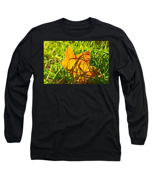 Different Level Long Sleeve T-Shirt