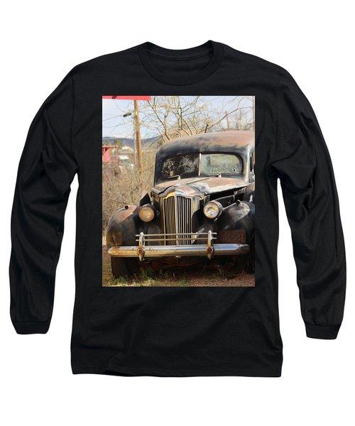 Digger O Balls Funeral Pallor Hearse Long Sleeve T-Shirt
