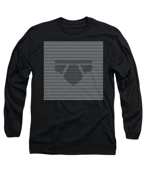 Digital Underwear Long Sleeve T-Shirt