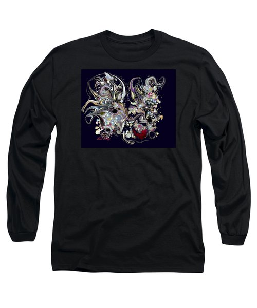 Digitalimage2012c Long Sleeve T-Shirt by Loxi Sibley