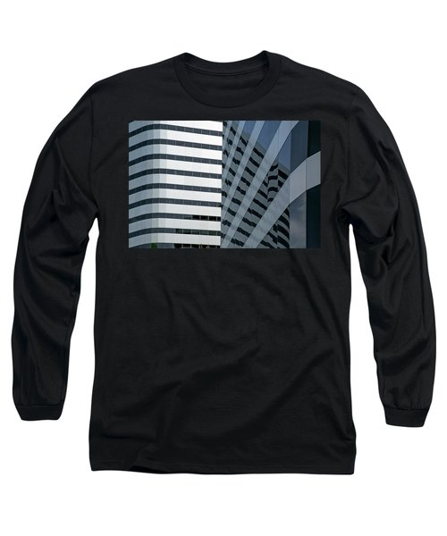 Long Sleeve T-Shirt featuring the photograph Dimensions by Elvira Butler