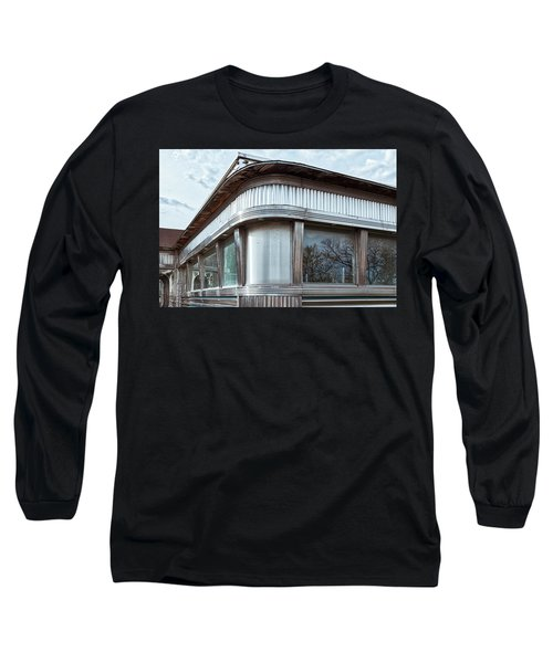 Diner Closed Long Sleeve T-Shirt