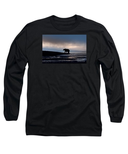 Disappointment Long Sleeve T-Shirt by Sandra Bronstein