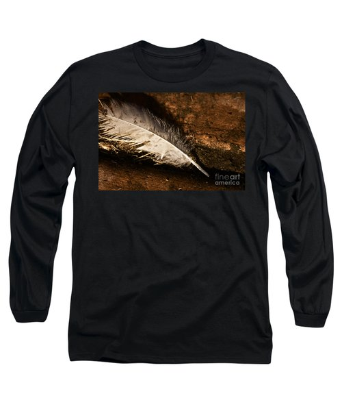 Discarded Feather Long Sleeve T-Shirt