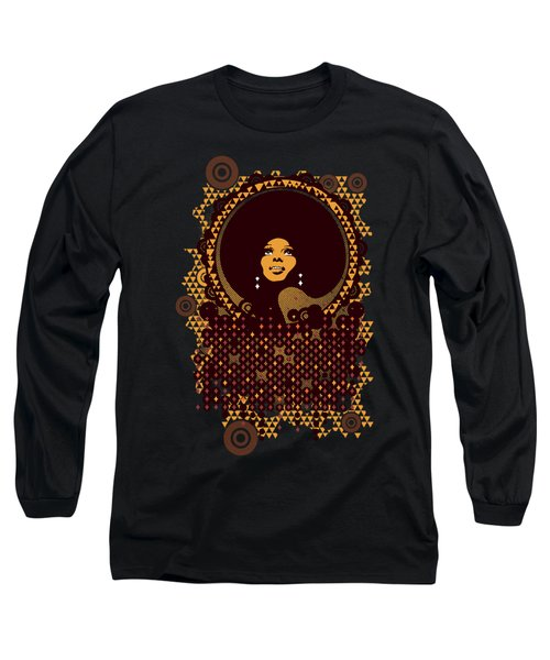 Disco Diva Long Sleeve T-Shirt