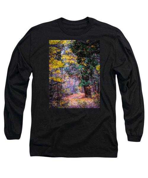 Distant Path Long Sleeve T-Shirt