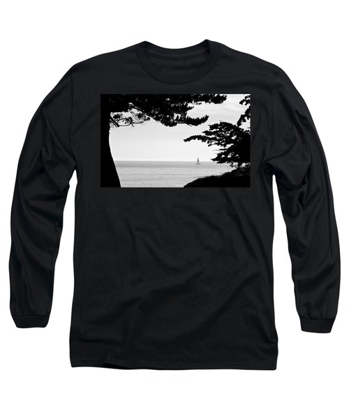 Distant Sails Long Sleeve T-Shirt