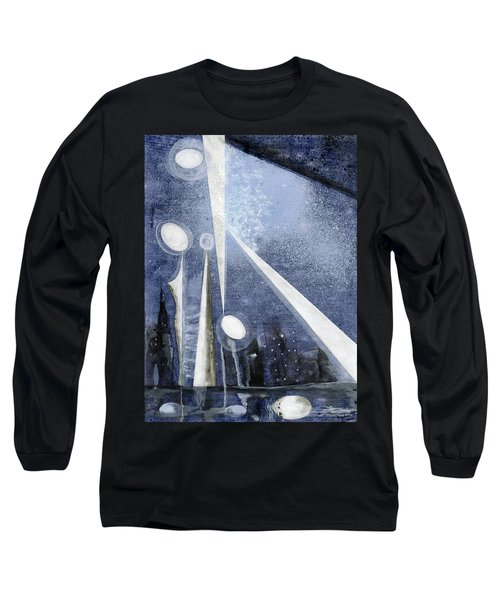 Dystopia Long Sleeve T-Shirt