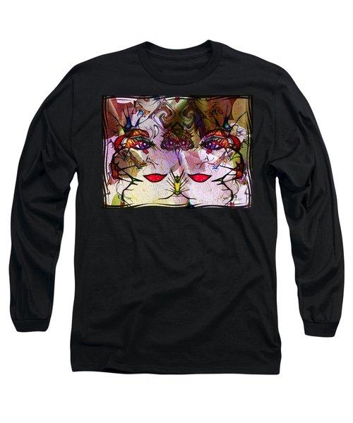 Diva Duo Long Sleeve T-Shirt