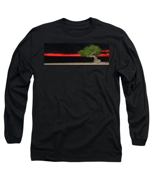 Divi Divi Night Long Sleeve T-Shirt