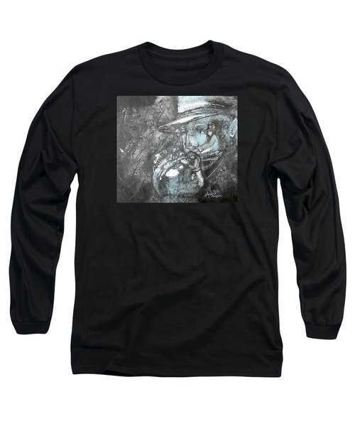 Divine Blues Long Sleeve T-Shirt