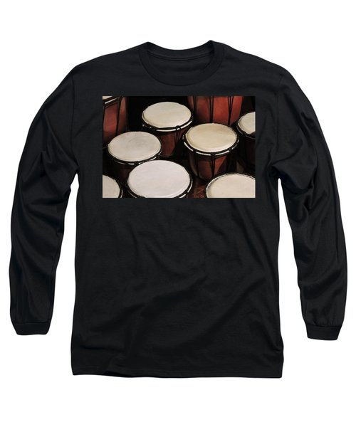 Djembe Long Sleeve T-Shirt