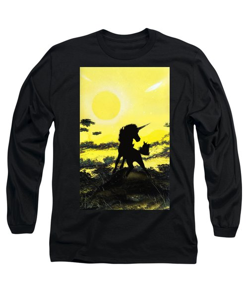 Do You Believe Long Sleeve T-Shirt