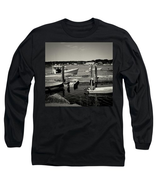 Dock Work Long Sleeve T-Shirt