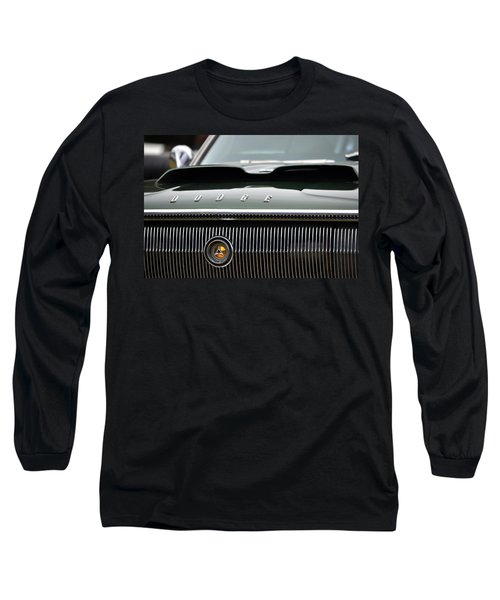 Dodge Charger Hood Long Sleeve T-Shirt