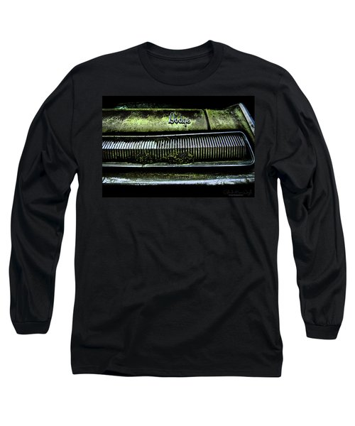Dodge Green Grin Long Sleeve T-Shirt