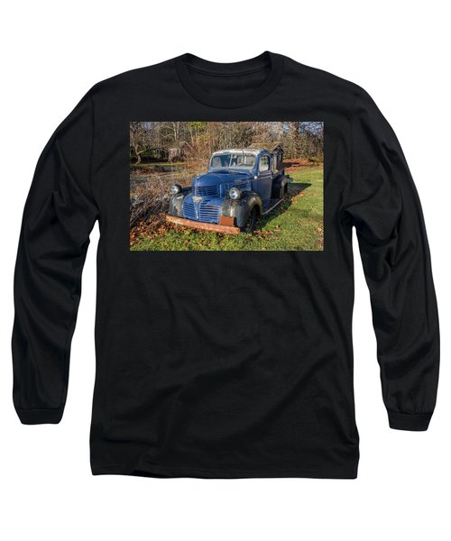 Dodge Pickup Long Sleeve T-Shirt