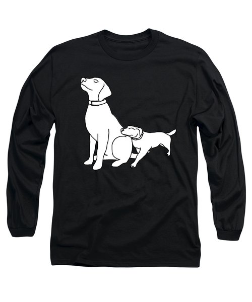 Dog Love Tee Long Sleeve T-Shirt