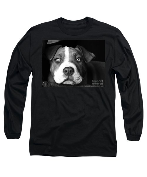 Dog - Monochrome 2 Long Sleeve T-Shirt