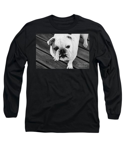 Dog - Monochrome 6 Long Sleeve T-Shirt