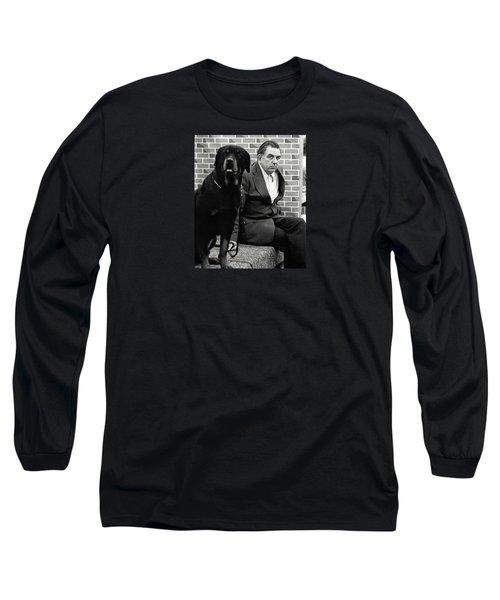 Dog Show 2 Long Sleeve T-Shirt