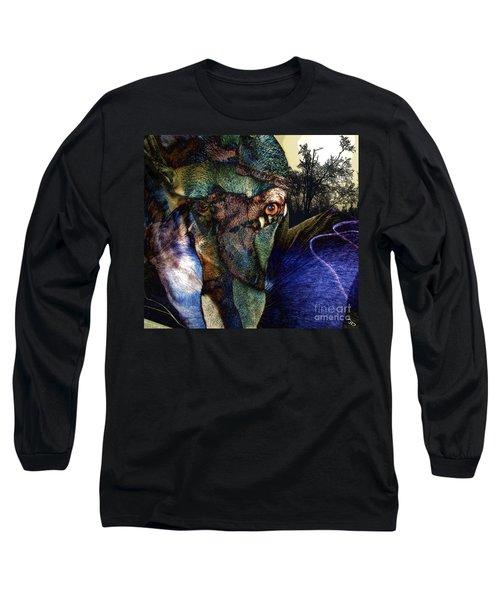 Domesticated Long Sleeve T-Shirt