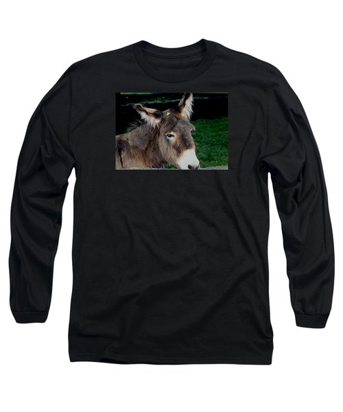 Donald Long Sleeve T-Shirt by Ryan Fox