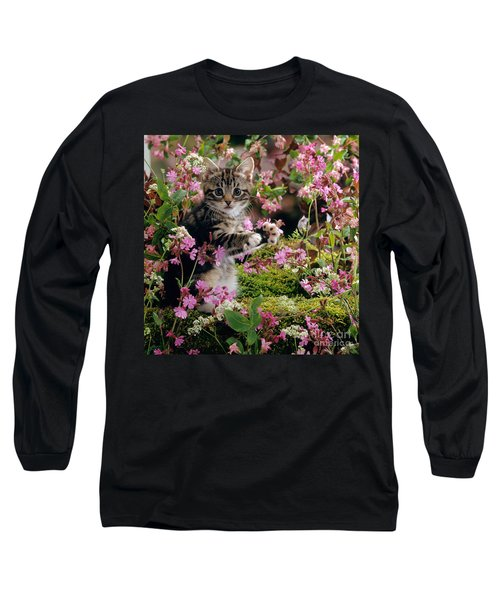 Don't Pick The Flowers Long Sleeve T-Shirt