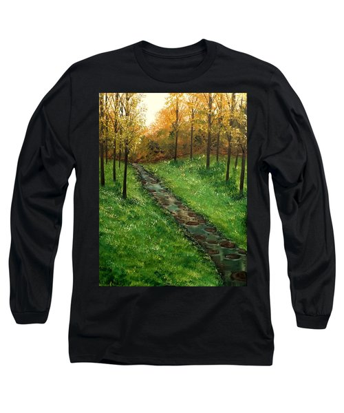 Don't Worry Anymore Long Sleeve T-Shirt
