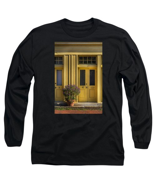 Door 4 Long Sleeve T-Shirt