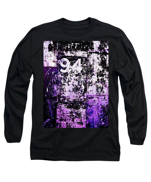 Door 94 Perception Long Sleeve T-Shirt by Bob Orsillo