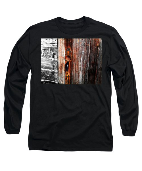 Door To The Past Long Sleeve T-Shirt