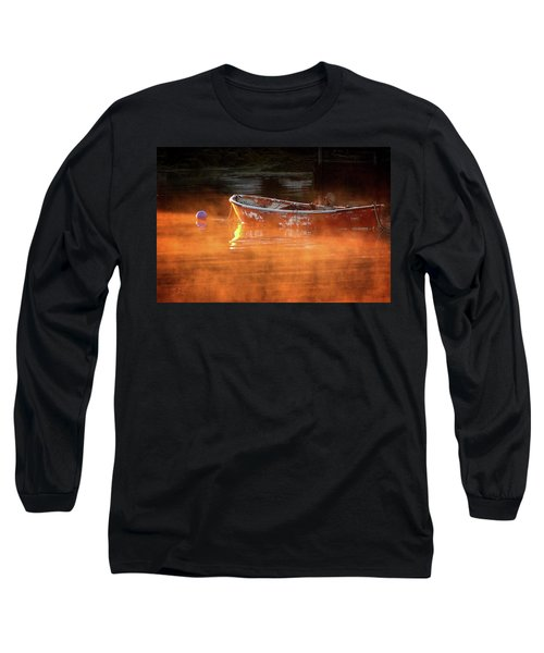 Dory In Orange Mist Long Sleeve T-Shirt