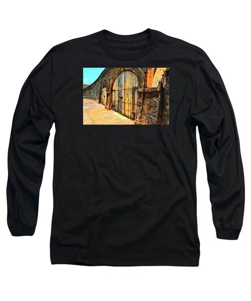 Dos Puertas Vibrantes Long Sleeve T-Shirt