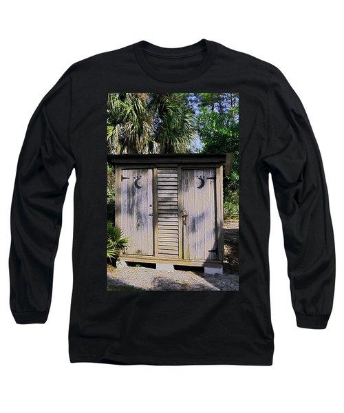Double Duty Long Sleeve T-Shirt