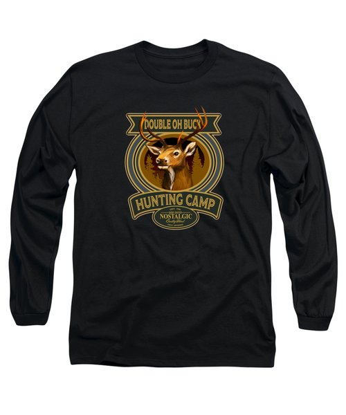 Double Oh Buck Long Sleeve T-Shirt