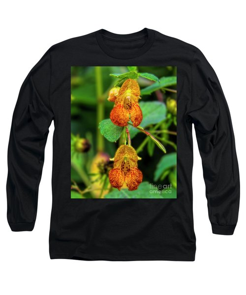 Double Shot Of Jewelweed Long Sleeve T-Shirt
