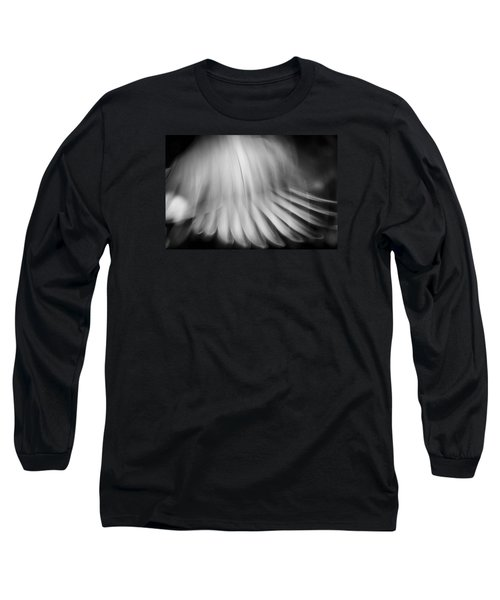 Dove Wings In Flight Long Sleeve T-Shirt
