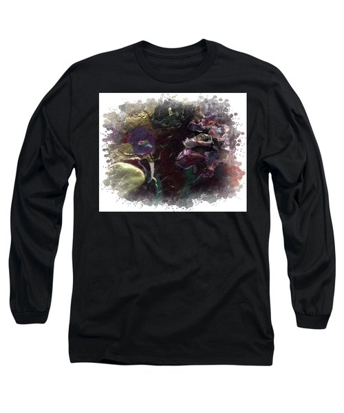 Down In The Valley Long Sleeve T-Shirt by Angela L Walker