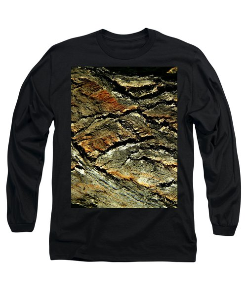 Long Sleeve T-Shirt featuring the photograph Down In The Valley by Lenore Senior