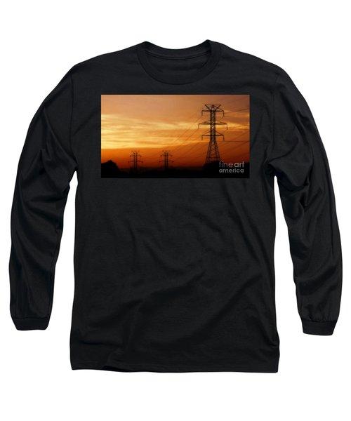 Down The Line Long Sleeve T-Shirt