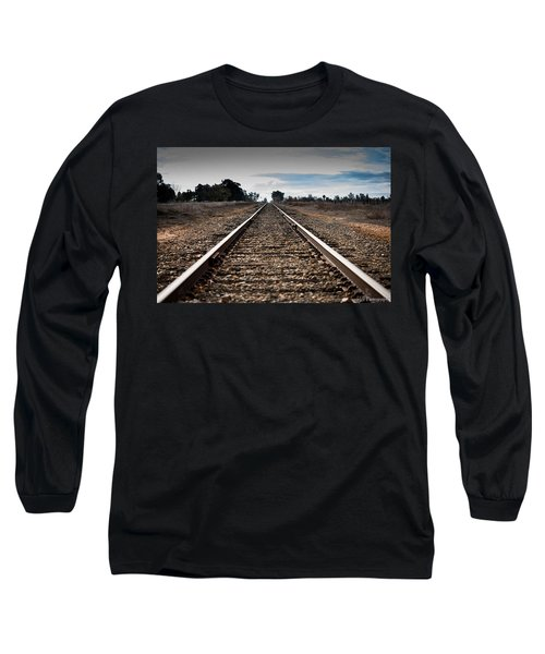 Down The Track Long Sleeve T-Shirt
