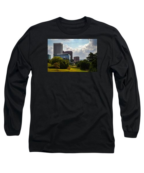 Downtown Beauty Long Sleeve T-Shirt