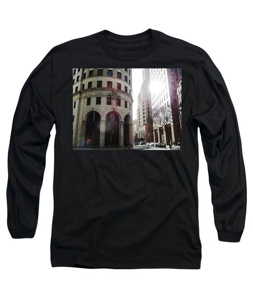 Downtown Providence Long Sleeve T-Shirt