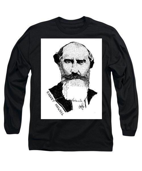 Dr. Robert Newell Long Sleeve T-Shirt