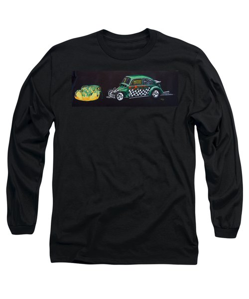 Drag Racing Vw Long Sleeve T-Shirt