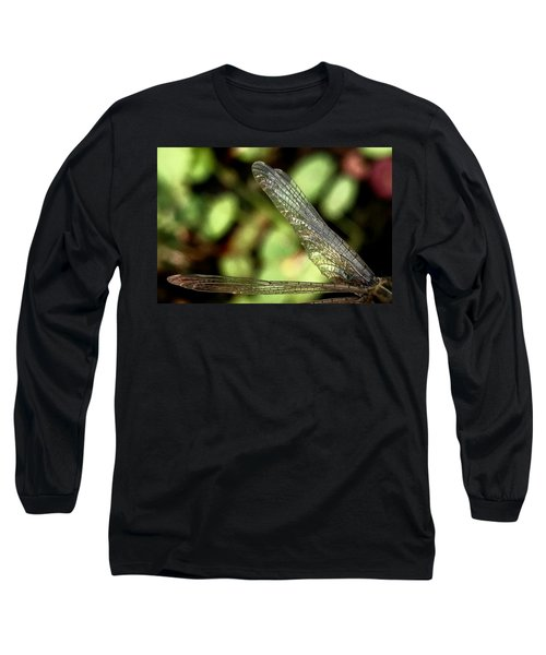 Dragon Fly Wings Long Sleeve T-Shirt