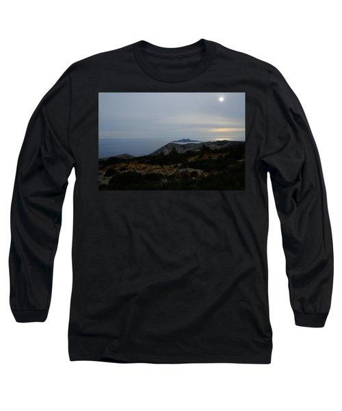 Dragon Island Long Sleeve T-Shirt