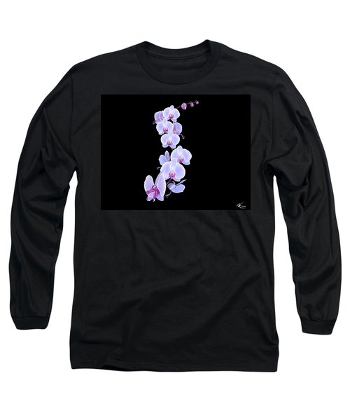 Dragon Orchid Long Sleeve T-Shirt