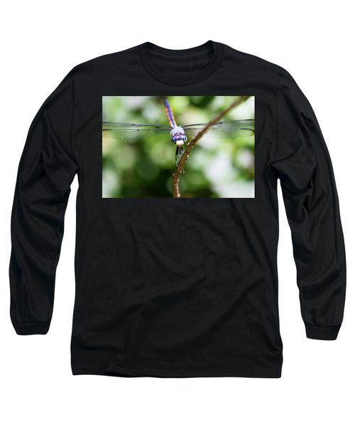 Dragonfly Watching Long Sleeve T-Shirt